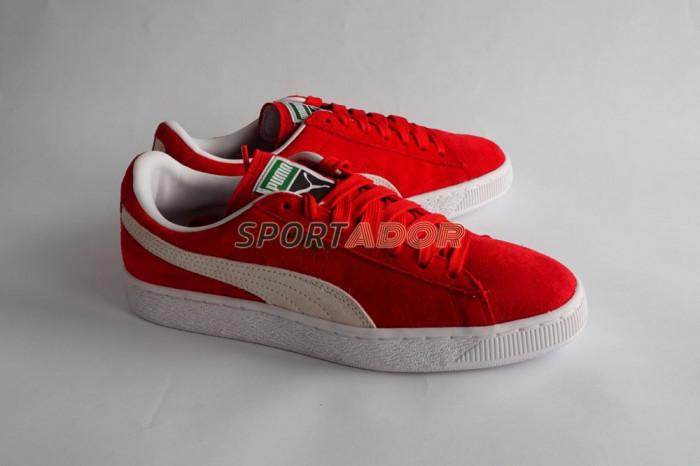 Adidasi Puma Suede Classic+ 39, 40.5EU - factura garantie