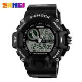 Cumpara ieftin Ceas SUBACVATIC SKMEI S-Shock 4 Sport Japan Alarma Calendar DUAL TIME CALITATE