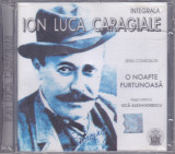 CD Teatru: I.L.Caragiale - O noapte furtunoasa ( A.Giugaru, R.Beligan, SIGILAT )