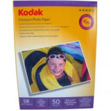 Hartie foto Kodak 5R 13x18 Glossy 230g/mp 50 coli/pachet