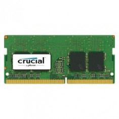 Memorie notebook Crucial 8GB, DDR4, 2666MHz, CL19, 1.2v, Single Ranked x8