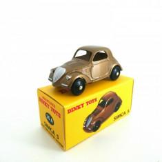 Macheta Simca 5 Topolino   - Dinky Toys