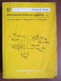 Electronica fizica si aplicata