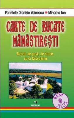 Carte de bucate mănăstirești foto
