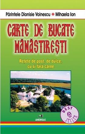 Carte de bucate mănăstirești