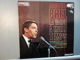 Jacques Brel – La Valse A Mille Temps (1974/Philips/France) - Vinil/Vinyl/NM+