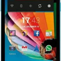 Telefon mobil Mediacom PhonePad Duo S501, Procesor Quad-Core MTK6582M 1.3GHz, IPS LCD capacitive touchscreen 5inch, 1GB RAM, 8GB Flash, Wi-Fi, 3G, Dua