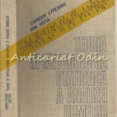 Teoria Si Metodologia Statistica A Analizei Urmelor - Tiraj: 3190 Exemplare