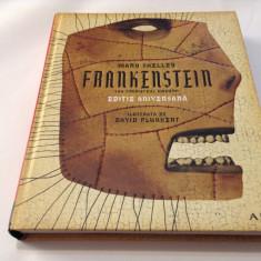 MARY SHELLEY  FRANKENSTEIN   --EDITIE ANIVERSARA--P8
