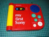 Cumpara ieftin Casetofon SONY TPM 8000 -my first sony -casetofon copii