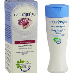 Lapte Demachiant Delicat Naturissima Cu Albastrele 150 ml