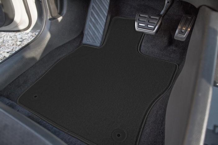 Covorase mocheta/velur Premium Honda Civic (2012-2017)