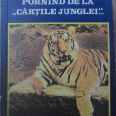 PORNIND DE LA CARTILE JUNGLEI. PLEDOARIE PENTRU ECHILIBRUL ECOLOGIC - MIHAIL COC