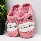 Papuci dama de casa roz Catie-rl