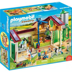 Playmobil Country - Ferma mare cu siloz