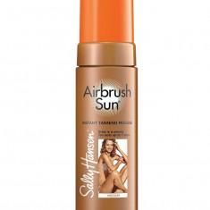 Spuma Autobronzanta Sally Hansen Airbrush Sun Instant Tanning Mousse Medium 150 ml