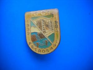 HOPCT ROMANIA INSIGNE VECHE IGCL PETROSANI 1030-1984