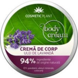 Crema de Corp cu Ulei de Lavanda Cosmetic Plant 200ml Cod: 5943054402749