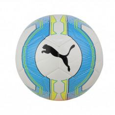 Minge fotbal Puma EVOPOWER 6.3 Trainer MS white-atomic blue-safety yellow 08256301