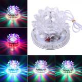 Lampa Led proiector multicolor Disco