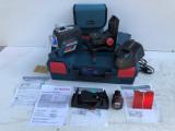 Vand Nivela Laser Lini Bosch GLL 3-80 C Fabricatie 2018