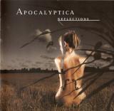 Apocalyptica - Reflections (CD - Europe - VG), roton