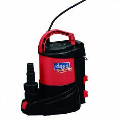 Pompa de imersie pentru apa poluata si curata SP550 LL 550W Scheppach SCH5909502901 CNL