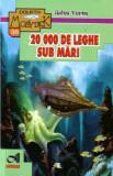 20 000 de leghe sub mari | Jules Verne