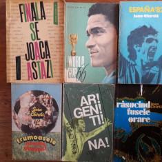 Lot 6 carti despre fotbal de Ioan Chirila  / R5P3S, Alta editura