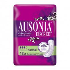 Absorbante pentru Incontinenţă Normal Ausonia (12 uds)
