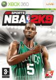 Joc XBOX 360 NBA 2K9