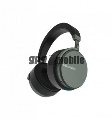 Casti Wireless Bluedio Victory 2, Stereo, 12 Difuzoare, Bluetooth 5, Senzor Infrarosu, Cloud Service, App Control foto