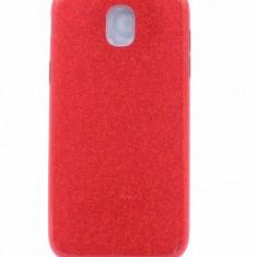Husa Spate Upzz Shiny Lux Samsung J5 2016 Rosu