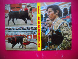 HOPCT 68383  EL CORDOBES-CORIDELE CU TAURI -COSTUM-SPANIA-NECIRCULATA, Printata