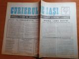 curierul de iasi 4 februarie 1990-ziar al tipografilor ieseni liberi