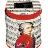 Ascutitoare Fridolin, Mozart