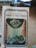 Poezie si poeti romani – Vladimir Streinu