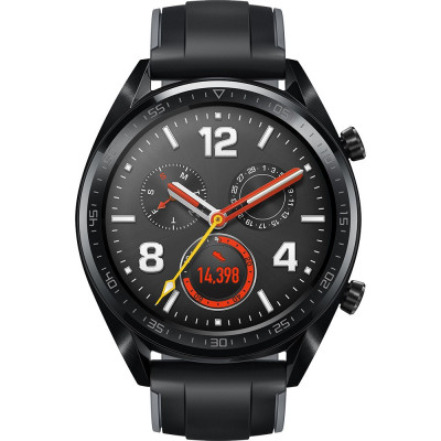 Smartwatch Watch GT Sport Negru foto