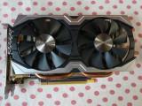 Placa video Zotac GeForce GTX 1060 AMP! 6GB GDDR5 192-bit.