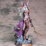 Figurina Sylvanas World Of Warcraft wow 23 cm blizzard