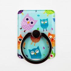 Suport tip inel pentru telefon mobil owl
