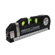 Nivela Laser LevelPro3 multifunctionala cu boloboc si ruleta