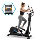 Capital Sports Helix Pro, cross trainer, bluetooth app, 20 kg flywheel
