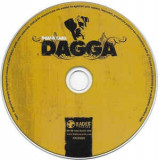 CD audio Dagga – Inimă Tare, hip-hop, fara coperti
