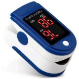 Pulsoximetru deget masurare puls si saturatie oxigen
