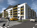 Vand apartament 2 camere, Etajul 3
