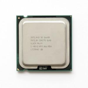 Procesor Core 2 Quad Q6600 4 Nuclee, 4x2.40ghz,8mb Cache, 1066 Mhz Fsb