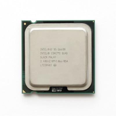Procesor Core 2 Quad Q6600 4 Nuclee, 4x2.40ghz,8mb Cache, 1066 Mhz Fsb foto