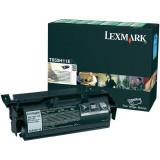 Toner lexmark t650h11e black 25 k t650dn t650dtn t650n t652dn