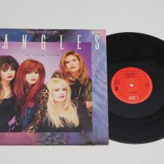 "Bangles - In your room - disc vinil vinyl maxi 12"" NOU"
